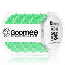 Goomee Markless Hair Loop-Sea Green 4 Pack