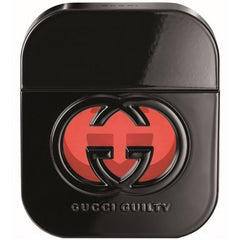 GUCCI GUILTY BLACK WOMEN`S EAU DE TOILETTE SPRAY 1 OZ.