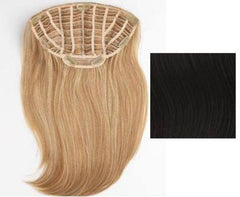 HAIR U WEAR 22 INCH STRAIGHT EXTENSION R4 MIDNIGHT BROWN