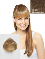 HAIR U WEAR BANGO TANGO R14/25 HONEY GINGER
