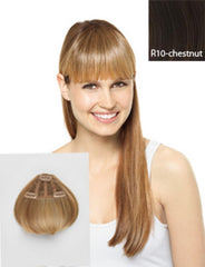 HAIR U WEAR DANCING WITH THE STARS BANGO TANGO R10 CHESTNUT