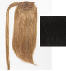 HAIR U WEAR SIMPLY STRAIGHT PONY R4 MIDNIGHT BROWN