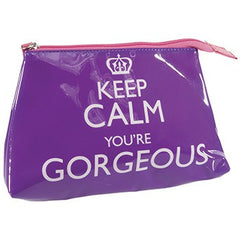 Harry Koenig Calm And Be Gorgeous Cosmetic Bag