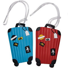 Harry Koenig Luggage Tags Assorted