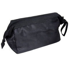 HARRY KOENIG-ZIP TOP DOPP BAG