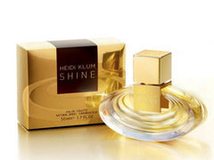 HEIDI KLUM SHINE WOMEN`S EAU DE TOILETTE SPRAY 1 OZ