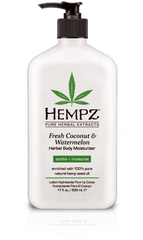 Hempz Fresh Coconut And Watermelon Moisturizer 17 Oz