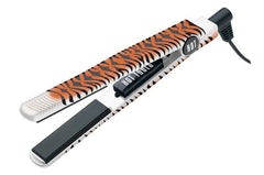 HOT TOOLS BENGAL TIGER NANO CERAMIC FLAT IRON 1 INCH