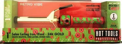 Hot Tools Retro Vibe Salon Curling Iron 1 Inch