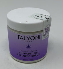 Talyoni CBD Therapeutic Wellness Cream