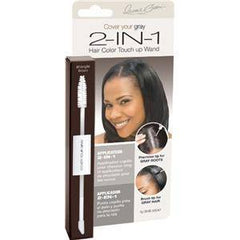 IRENE GARI COVER YOUR GRAY 2-IN-1 TOUCH UP WAND- MIDNIGHT BROWN .5 OZ