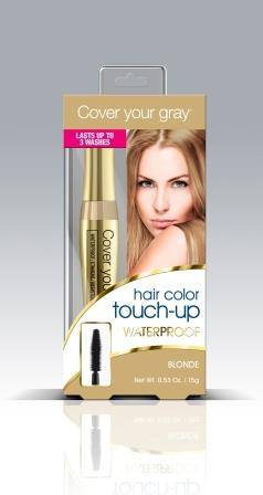 Irene Gari Cover Your Gray Hair Color Touch-Up Waterproof Blonde ...
