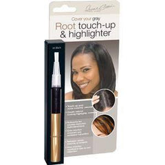 IRENE GARI COVER YOUR GRAY ROOT TOUCH UP AND HIGHLIGHTER JET BLACK .07 OZ