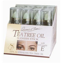 IRENE GARI VITAMIN E TEA TREE BLEMISH STICK .15 OZ 117300