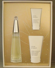 ISSEY MIYAKE WOMEN`S HOLIDAY GIFT SET 3-PC
