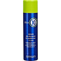 IT`S A 10 MIRACLE DRY SHAMPOO AND CONDITIONER IN ONE 6 OZ