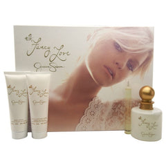 Jessica Simpson Fancy Love Women's Gift Set 4 Piece