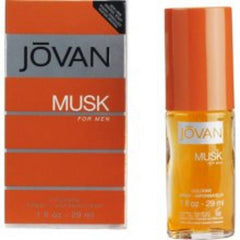 JOVAN WHITE MUSK MEN`S COLOGNE SPRAY 3 OZ
