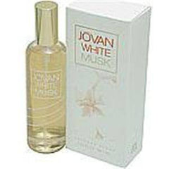 JOVAN WHITE MUSK WOMEN`S COLOGNE SPRAY 3.25 OZ