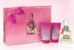 JUICY COUTURE PEACE LOVE + JUICY HOLIDAY GIFT SET 3-PIECE