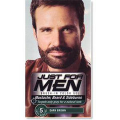 JUST FOR MEN COLOR GEL-DARK BROWN 4904