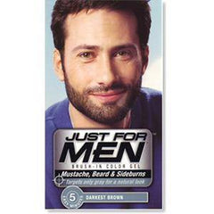 JUST FOR MEN COLOR GEL-DARKEST BROWN 4901