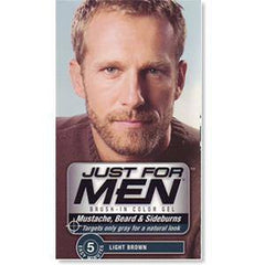 JUST FOR MEN COLOR GEL-LIGHT BROWN 4902