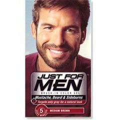 JUST FOR MEN COLOR GEL-MEDIUM BROWN 4903