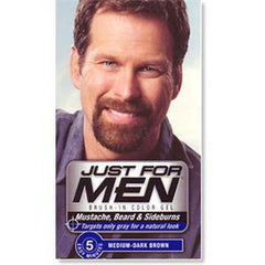 JUST FOR MEN COLOR GEL-MEDIUM DARK BROWN 4911