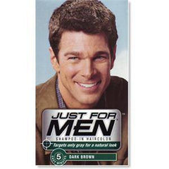 JUST FOR MEN HAIRCOLOR-DARK BROWN 4934