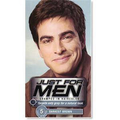 JUST FOR MEN HAIRCOLOR-DARKEST BROWN 4931
