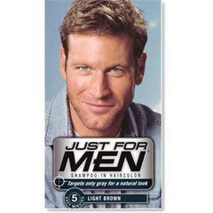 JUST FOR MEN HAIRCOLOR-LIGHT BROWN 4932