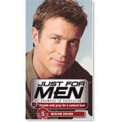 JUST FOR MEN HAIRCOLOR-MEDIUM BROWN 4933