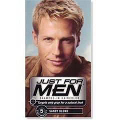 JUST FOR MEN HAIRCOLOR-SANDY BLOND 4930