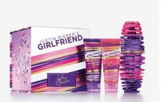 JUSTIN BIEBER GIRLFRIEND WOMENS 3 PIECE GIFT SET