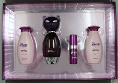 KATY PERRY PURR WOMEN`S HOLIDAY GIFT SET 4-PIECE