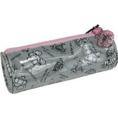 KINGSLEY PRINCESS BARREL COSMETIC BAG NS-152