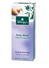 KNEIPP BODY WASH-JASMINE AND ARGAN OIL 6.8 OZ.