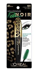 L'Oreal Voluminous Feline Noir Mascara Waterproof Black Noir