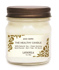Lavanila The Healthy Candle Pure Vanilla 8.0 Oz