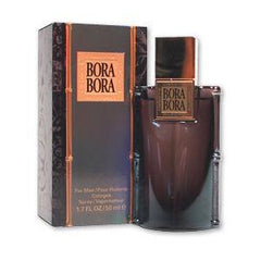LIZ CLAIBORNE BORA BORA MEN`S COLOGNE SPRAY 3.4 OZ