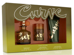 LIZ CLAIBORNE CURVE MEN`S HOLIDAY SET 3-PIECE