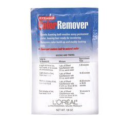 LOREAL EFFASOL COLOR REMOVER PACKETTE