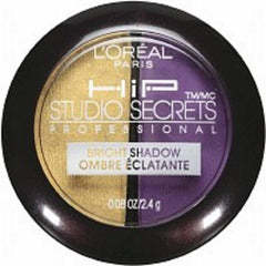 LOREAL HIP EYESHADOW DUO FLAMBOYANT L464-01
