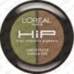 LOREAL HIP/STUDIO SECRETS PROFESSIONAL EYESHADOW DUO DEVIOUS KL460141