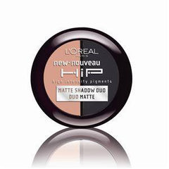 LOREAL HIP/STUDIO SECRETS PROFESSIONAL MATTE EYESHADOW DUO STRIKING KL663030