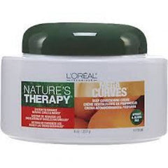 Loreal Nature's Therapy Mega Curves Deep Conditioning Creme 8 oz