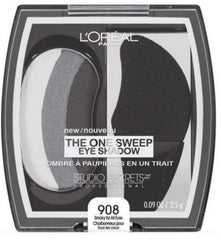 LOREAL STUDIO SECRETS ONE-SWEEP EYE SHADOW SMOKY FOR ALL EYES