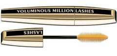 LOREAL VOLUMINOUS MILLION LASHES CARBON BLACK