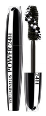 LOREAL VOLUMINOUS POWER VOLUME 24 HOUR MASCARA BLACKEST BLACK